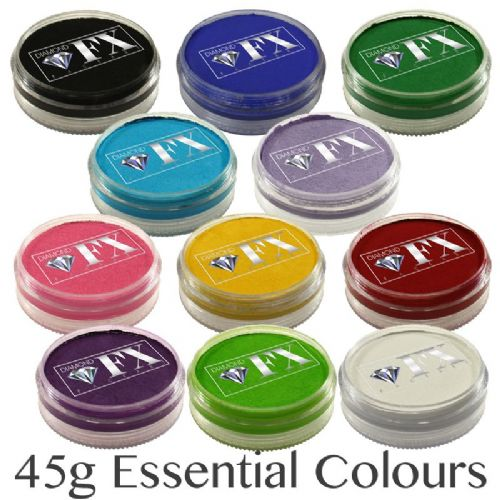 45g Essential Colour Cakes